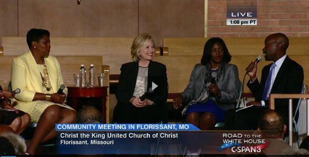 CSPAN Hillary video clip